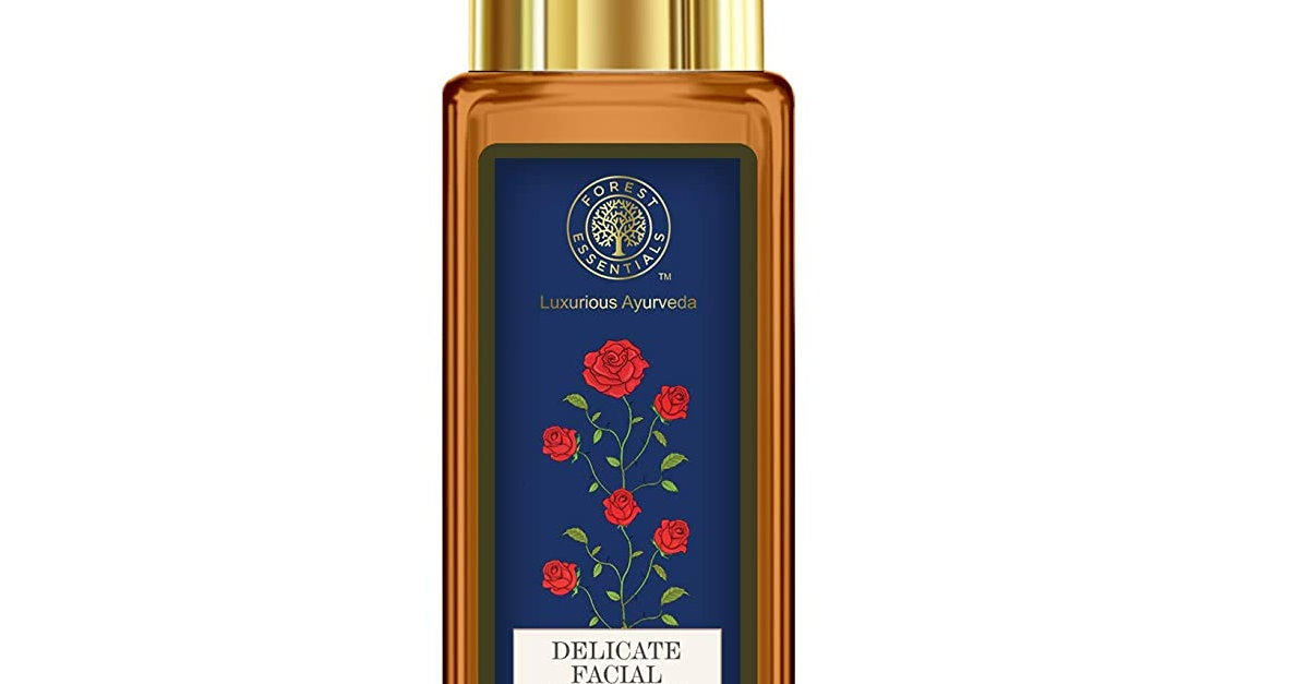 You are currently viewing Forest Essentials Travel Size Facial Cleanser Rosewater Honey Lemon 50ml