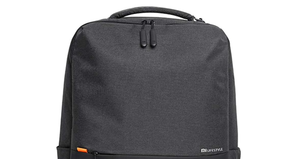 Read more about the article Mi Business Casual 21L Water Resistant Laptop Backpack Dark Grey