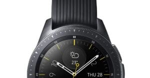 Read more about the article Samsung Galaxy Bluetooth Watch 42 mm – Black