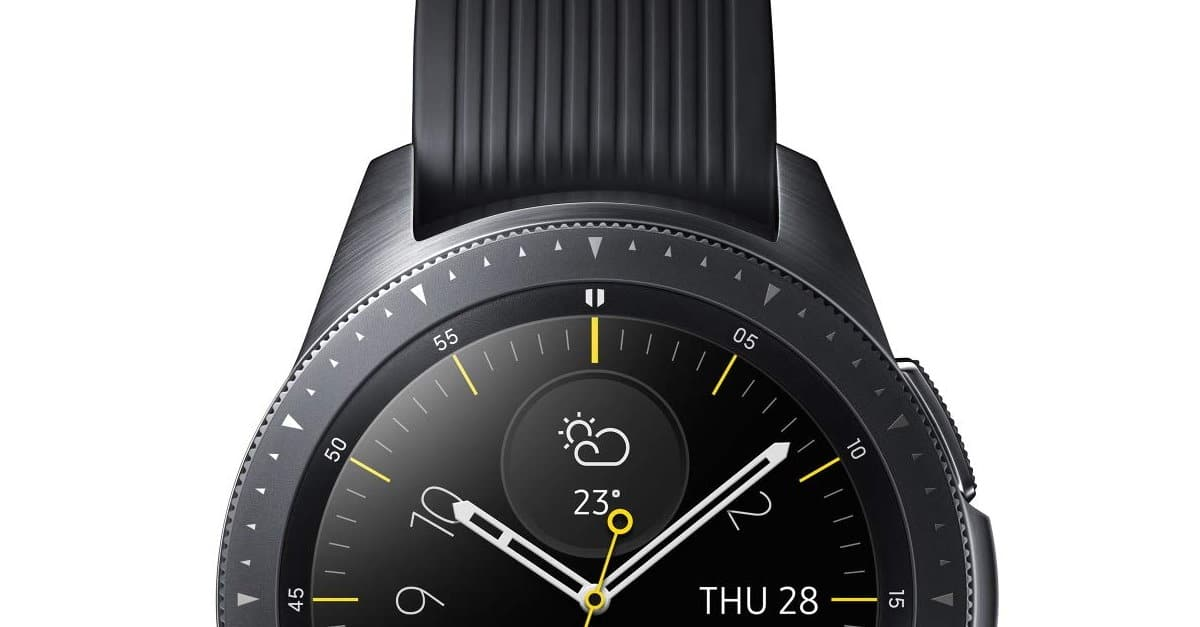 You are currently viewing Samsung Galaxy Bluetooth Watch 42 mm – Black