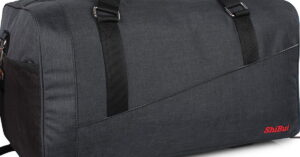 Read more about the article ShiBui Indigo Nylon Polyester 50 litres 21 Inch Unisex Air Travel Duffle Bag