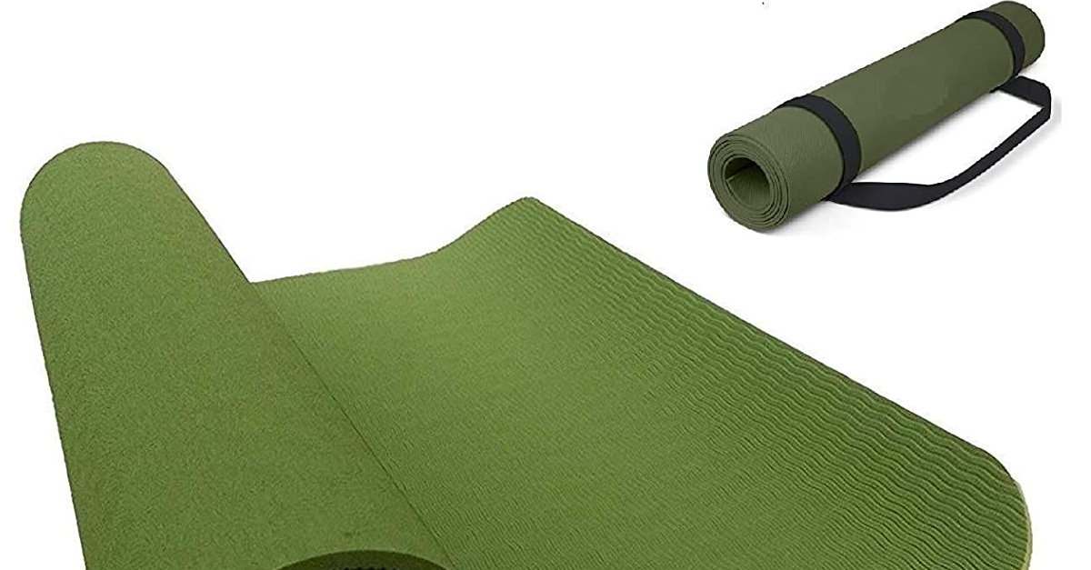 You are currently viewing VIFITKIT Non Slip Yoga Mat with Shoulder Strap and Carrying Bag