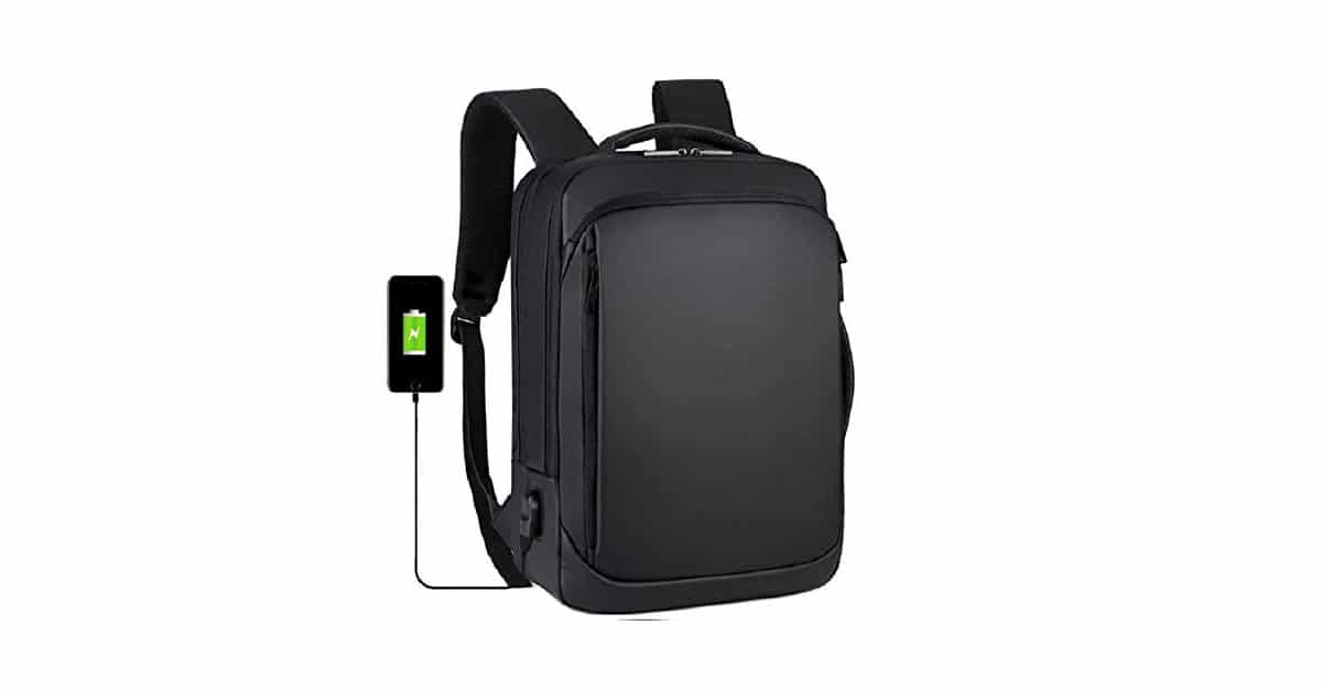 You are currently viewing GOCART WITH G LOGO Laptop Backpack Casual Daypacks Briefcase Convertible Business Travel Rucksack