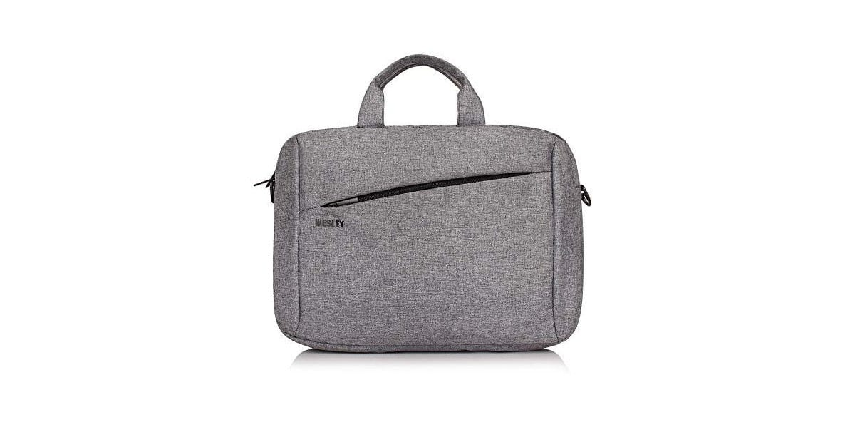 You are currently viewing Wesley Office Laptop Bag Briefcase/Notebook/MacBook Professional Business 15.6 Inch