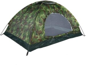 Read more about the article Diswa Military Picnic Camping Portable Waterproof Dome Tent