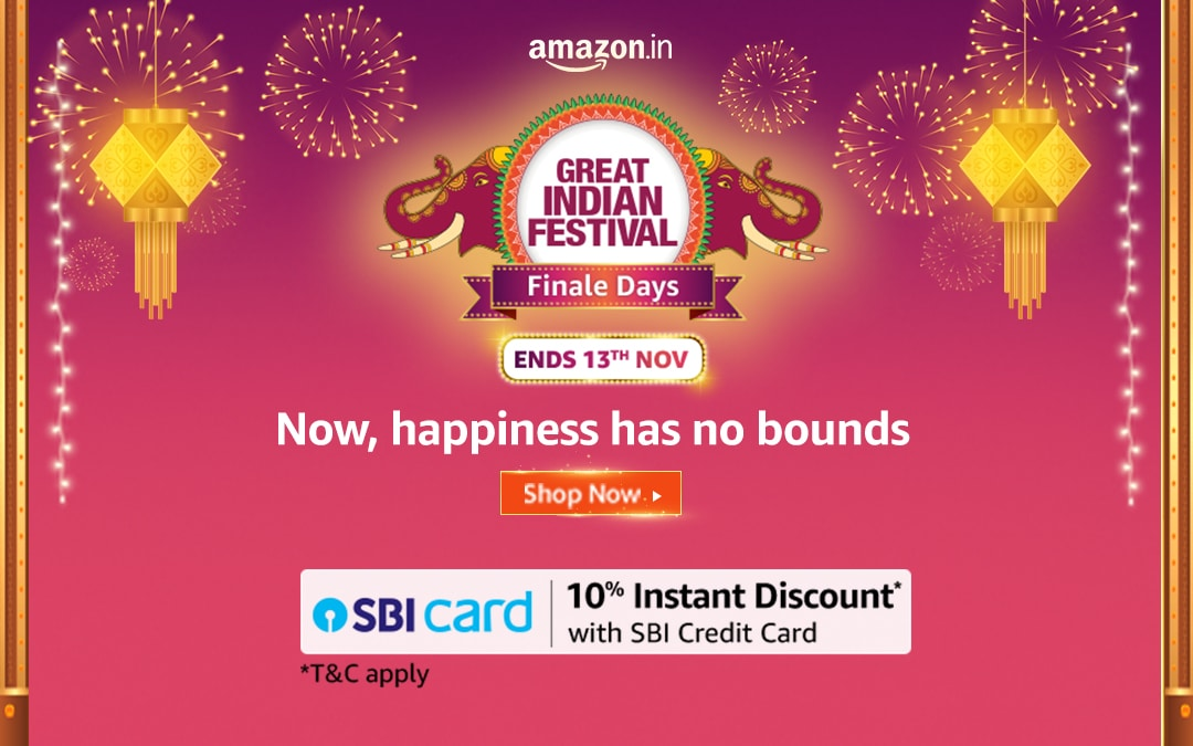 Read more about the article Great Indian Festival Diwali Sale – Final Price Drop