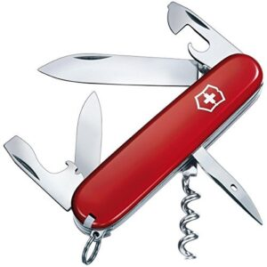 Read more about the article Alexvyan Red and Black Dot 11 In 1 Stainless Steel Multi Functional Swiss Army Style Knife