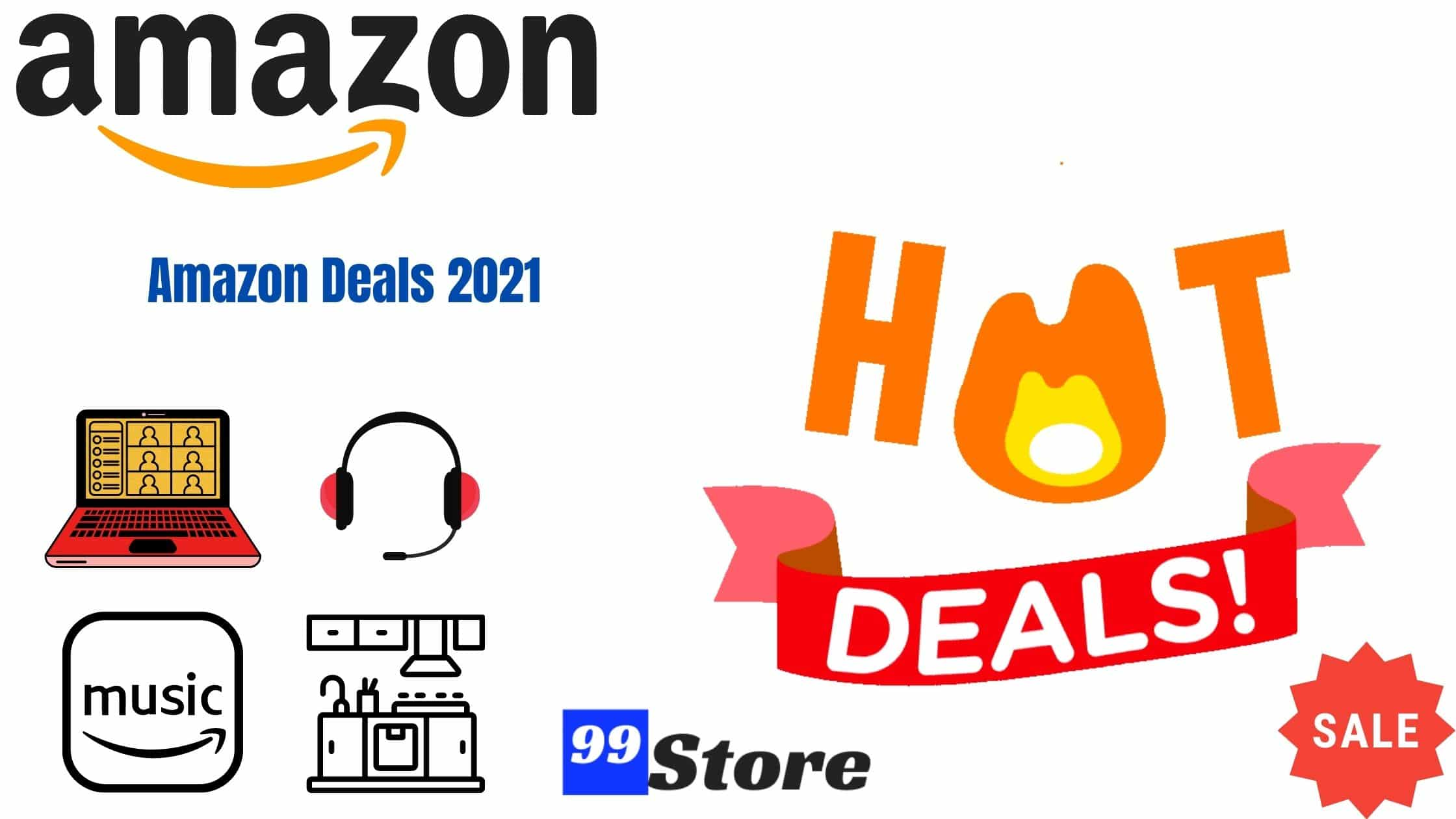 You are currently viewing Amazon India Deals January 2021, Dates & 90% OFF offers