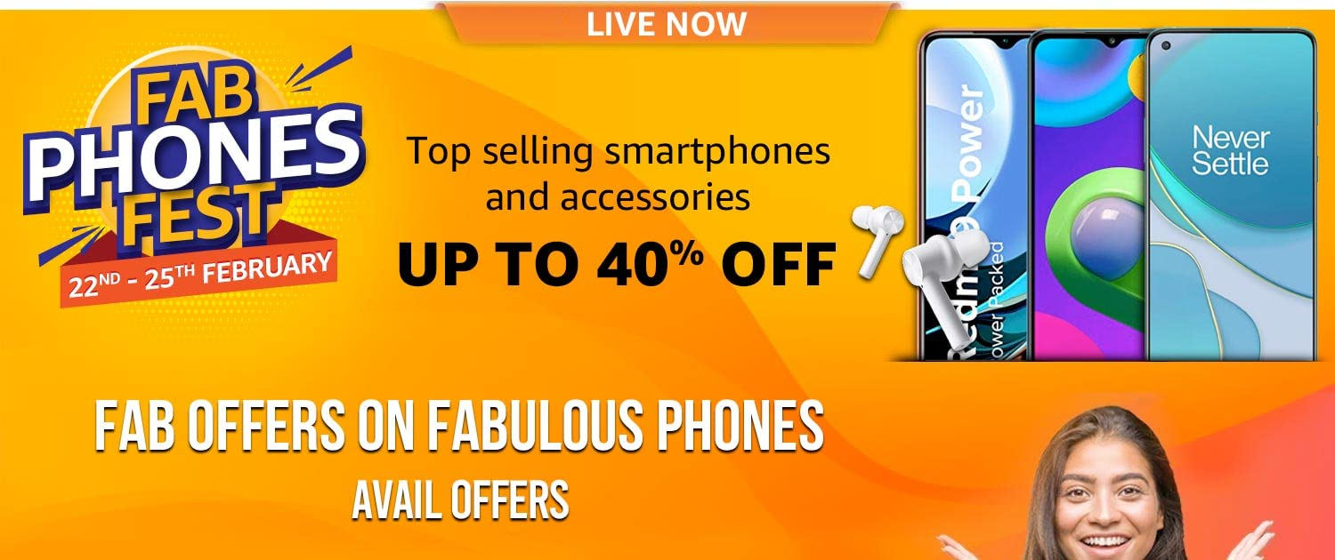 You are currently viewing Fab Phones Fest 2021- Top Selling Smartphones and Accessories
